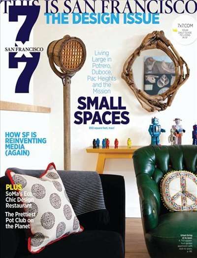7X7 Magazine Subscription