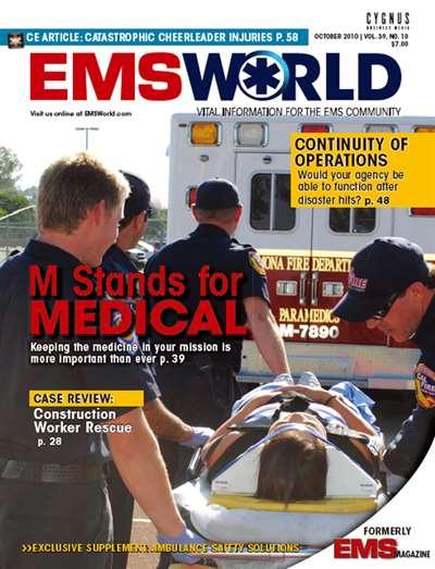 Ems World Magazine Subscription