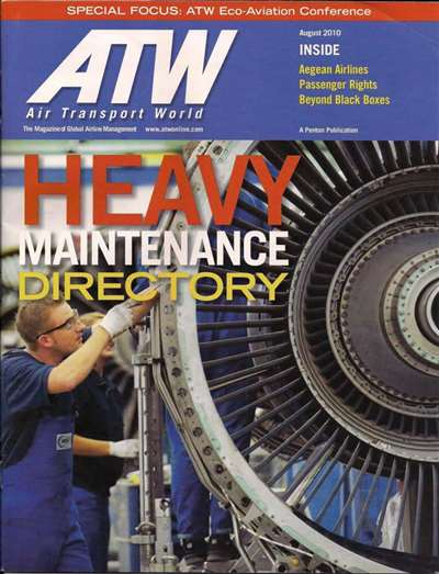 Air Transport World Magazine Subscription