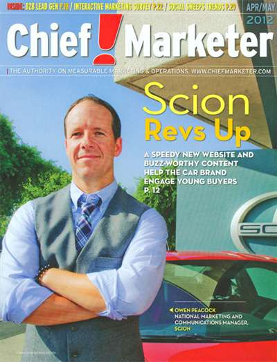 Chief Marketer Magazine Subscription