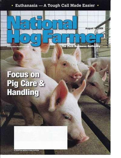 National Hog Farmer Magazine Subscription