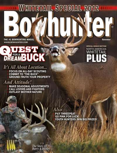 Bowhunter Magazine Subscription Canada