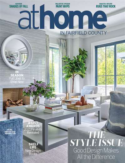 At Home In Fairfield County Magazine Subscription Canada