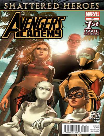 Avengers Academy Magazine Subscription Canada