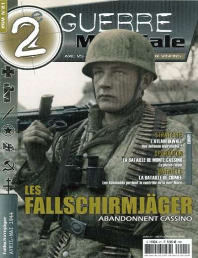 2ieme Guerre Mondial Magazine Subscription