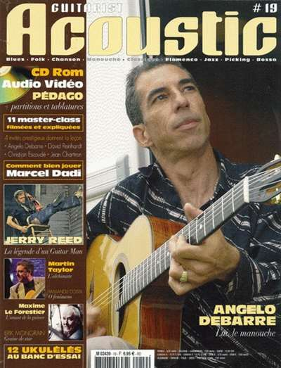 Acoustic Guitarist Magazine Subscription