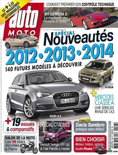 Action Auto Moto Magazine Subscription