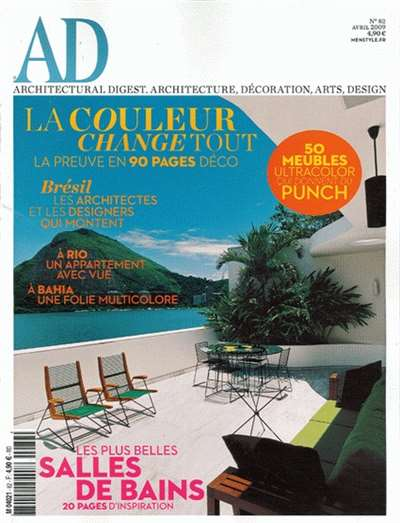 Ad Francais Magazine Subscription