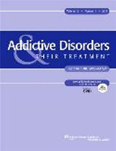 Addiction Disorders And Their Treatment Magazine Subscription Canada