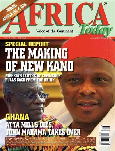 Africa Today Magazine Subscription Canada