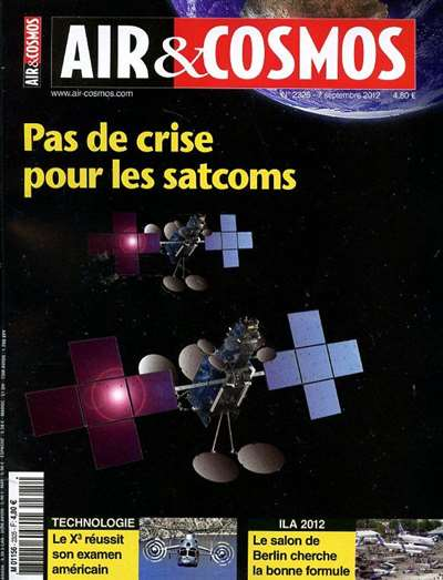 Air Cosmos Magazine Subscription Canada