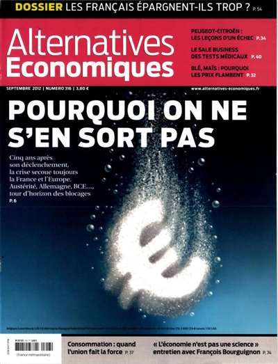 Alternative Economique Magazine Subscription