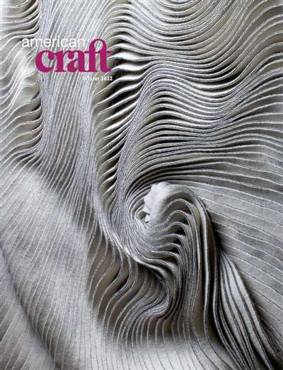 American Craft Magazine Subscription Canada