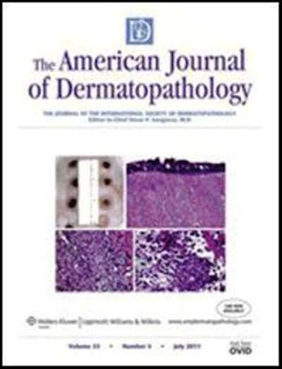 American Journal Of Dermatopathology Magazine Subscription Canada