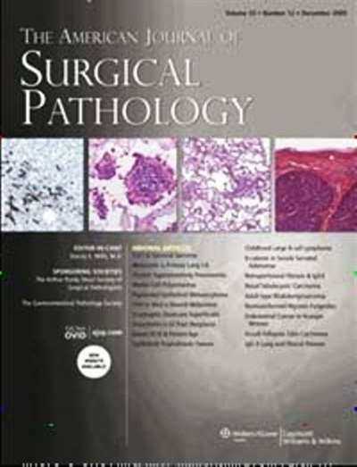 American Journal Of Surgical Pathology Magazine Subscription