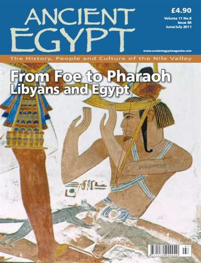 Ancient Egypt Magazine Subscription