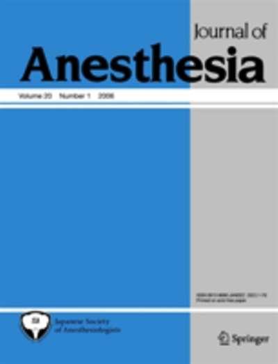 Anesthesiology Magazine Subscription Canada