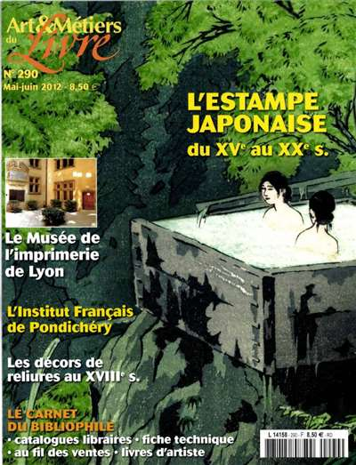 Art Et Metier Du Livre Magazine Subscription