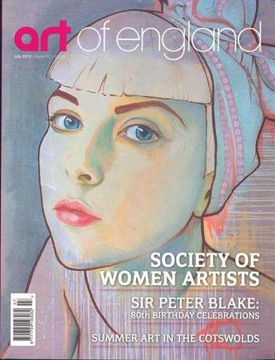 Art Of England Magazine Subscription Canada