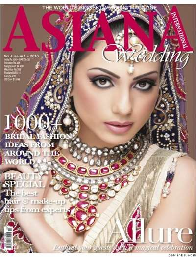 Asiana Wedding Int'l Magazine Subscription Canada