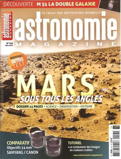 Astronomie Magazine Subscription Canada