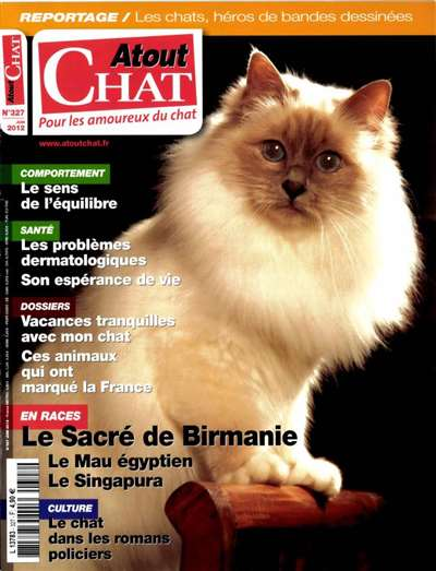 Atout Chat Magazine Subscription Canada
