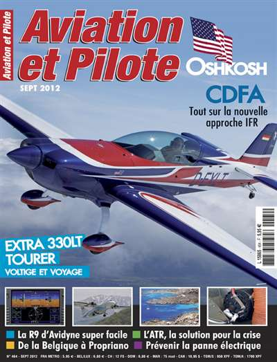 Aviation Pilote Magazine Subscription Canada