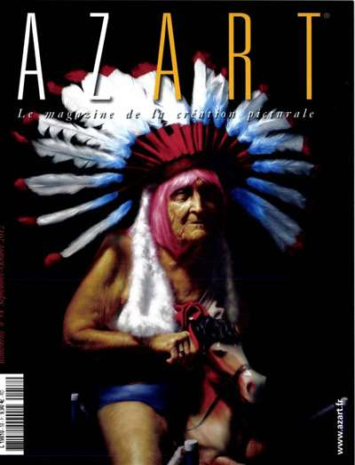 Azart Magazine Subscription Canada