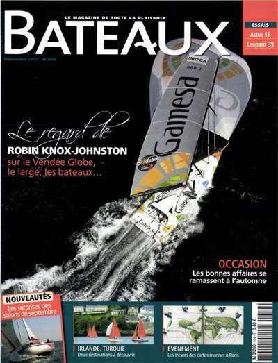 Bateaux Magazine Subscription Canada