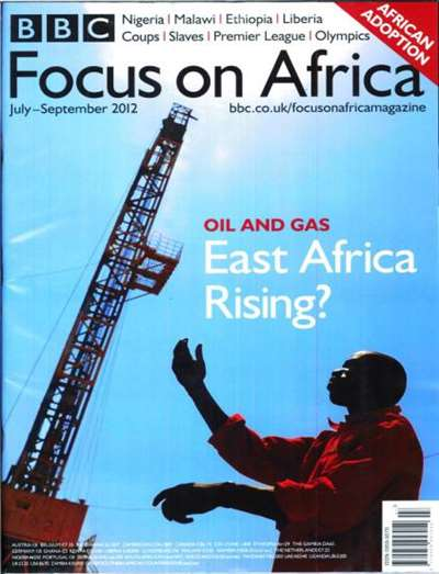 BBC Focus On Africa Magazine Subscription