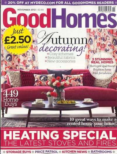 BBC Good Homes Magazine Subscription
