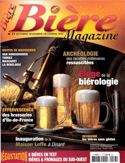 Biere Magazine Subscription Canada