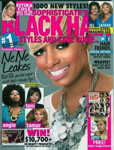 Black Hair Magazine Subscription Canada