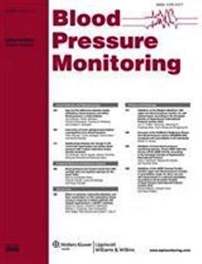 Blood Pressure Monitoring Magazine Subscription