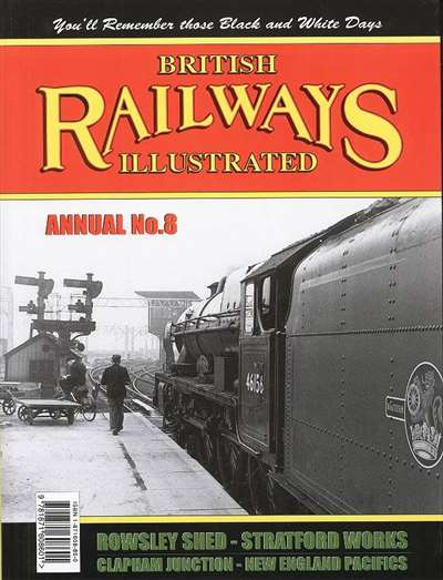 British Railways Illustrated Magazine Subscription Canada