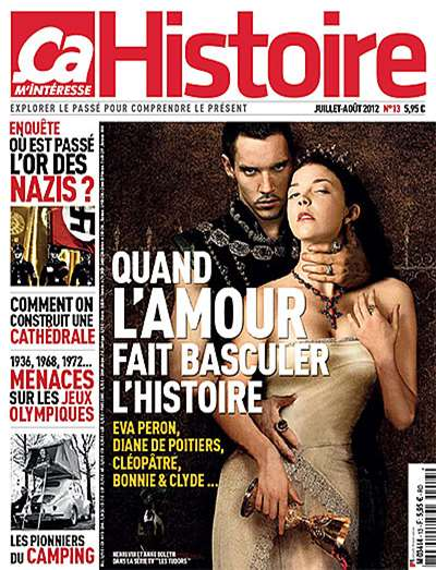 Ca M'interesse Histoire Magazine Subscription Canada