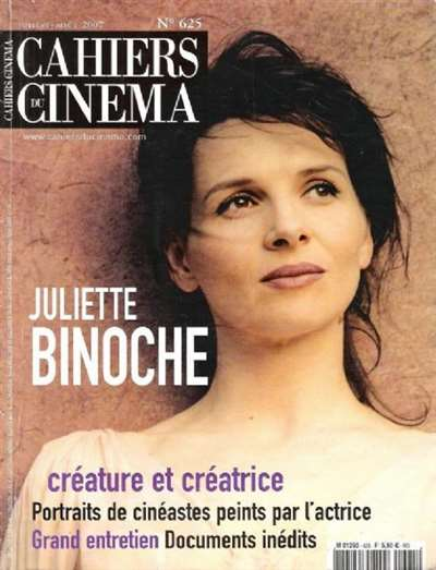 Cahiers Du Cinema Magazine Subscription