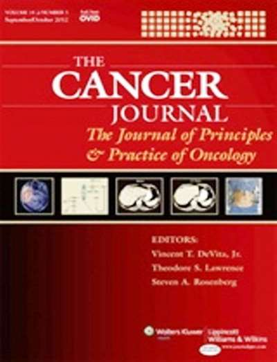Cancer Journal Magazine Subscription
