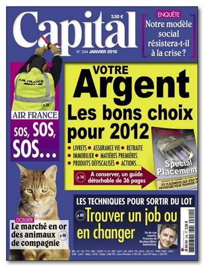 Capital Magazine Subscription Canada