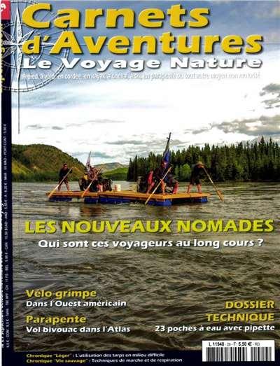 Carnet D'aventure Magazine Subscription