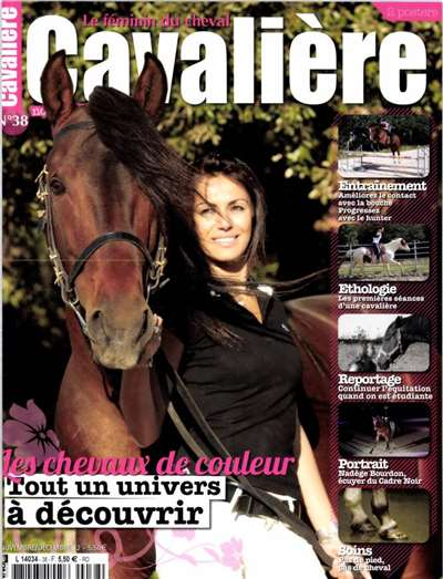 Cavaliere Magazine Subscription Canada
