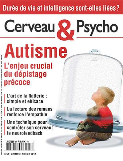 Cerveau & Psycho Magazine Subscription Canada