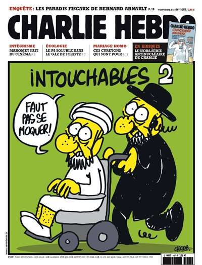Charlie Hebdo Magazine Subscription