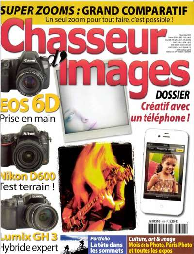 Chasseur D'images Magazine Subscription Canada