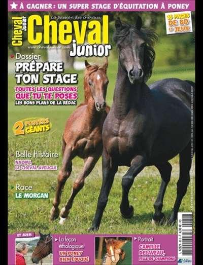 Cheval Junior Magazine Subscription