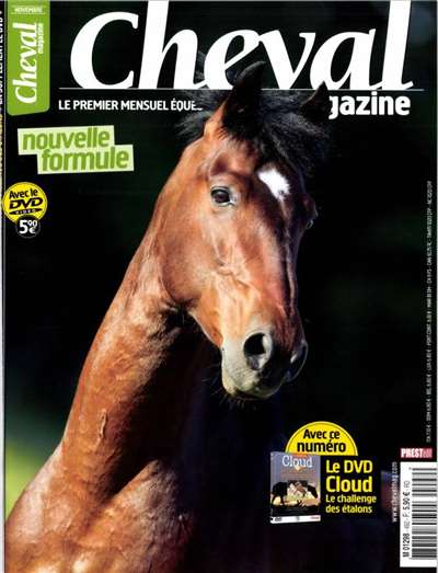 Cheval Magazine Subscription