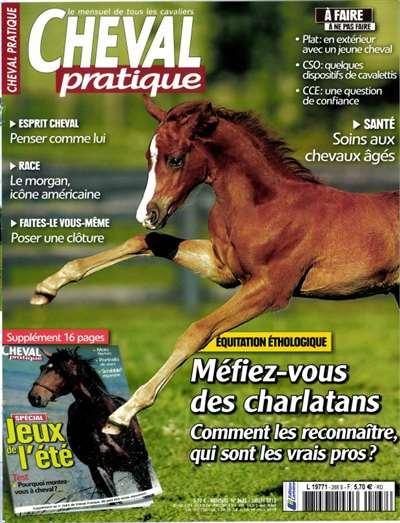Cheval Pratique Magazine Subscription