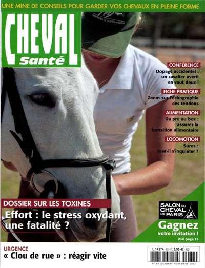 Cheval Sante Magazine Subscription