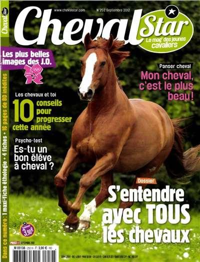 Cheval Star Magazine Subscription