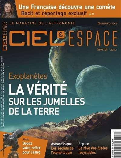 Ciel Et Espace Magazine Subscription